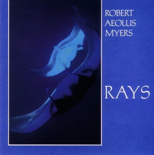 RAYS CD cover